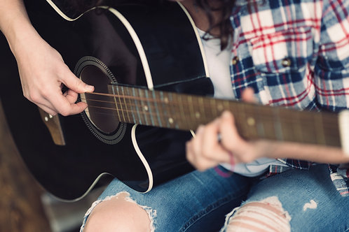 Four 1-Hour Music Lessons