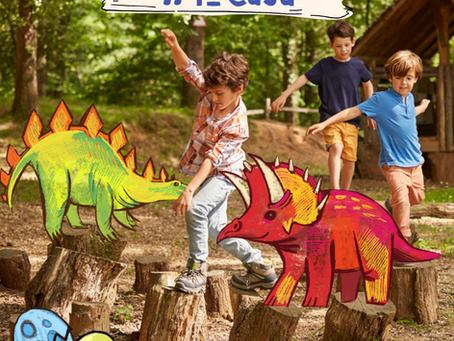Come organizzare un'indimenticabile festa di compleanno a tema dinosauri per bambini con meno di 50€