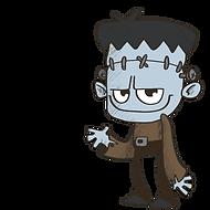Frank_Einstein_personaje_juego_de_escape_para_niños_Frank
