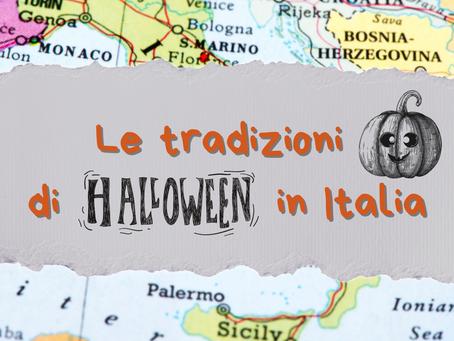 Scopriamo insieme le tradizioni italiane della festa di Halloween