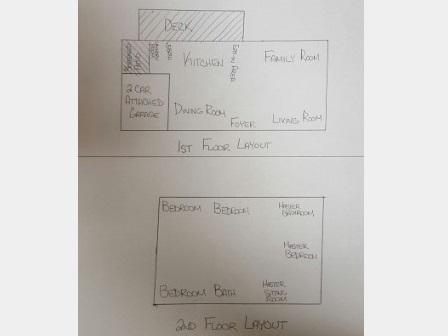 20 - Rough Floor Plan