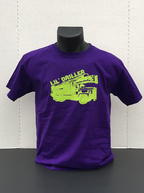 Drillers Life 'Lil Driller' Youth Shirt
