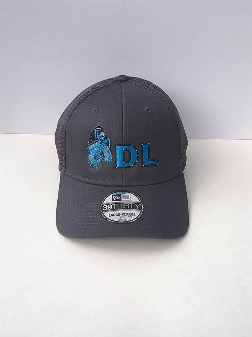 Drillers Life New Era Stretch Mesh Roller Cone Cap Size L/XL