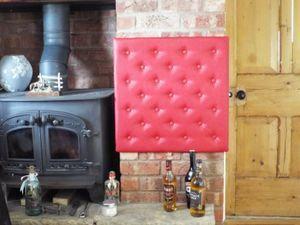 Decorative Vinyl Bar Panel - Square 60cm x 60cm