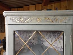 SOLD - Corner cabinet