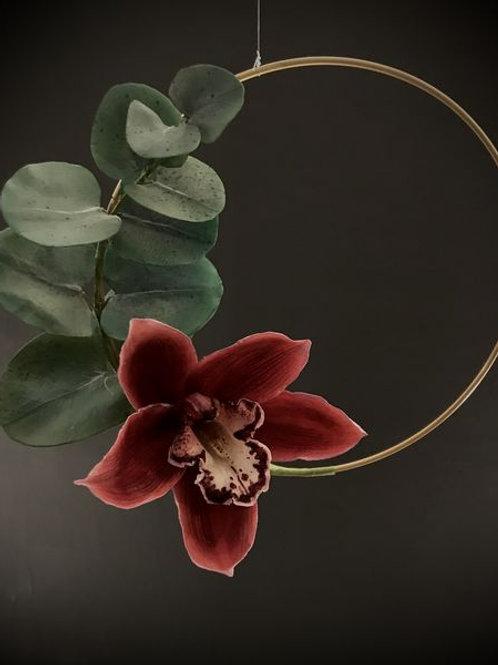 1-Tages Zuckerblumenkurs, Cymbidium mit Eukalyptus