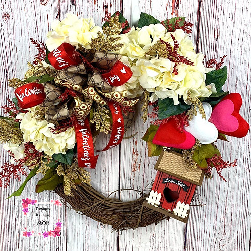 Love Shack Wreath