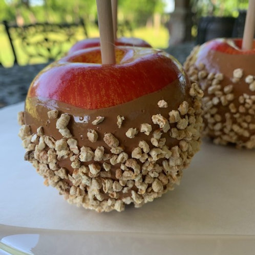 Fake Candy Apples