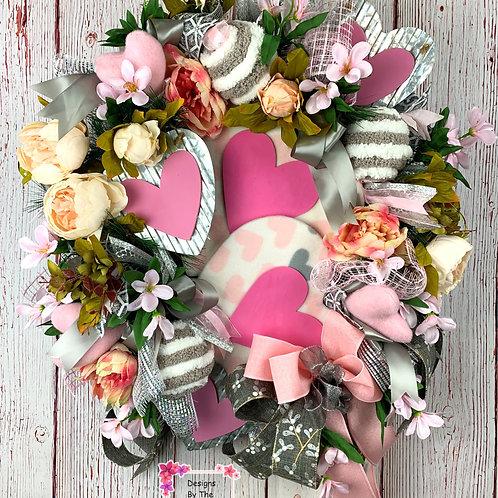 Full of Heart Wreath