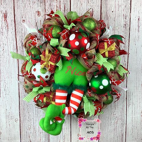 Nice Butt Wreath