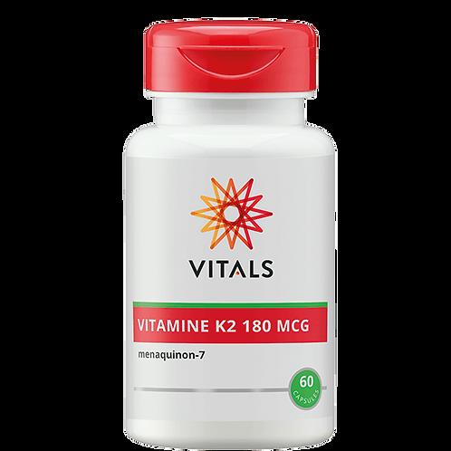 VITAMINE K2 60 CAPSULES