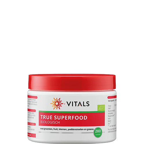TRUE SUPERFOOD BIOLOGISCH 200 GRAM