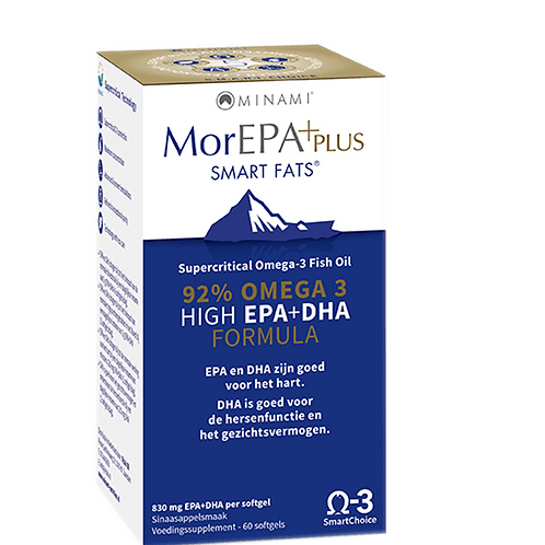 MOREPA PLUS 60 SOFTGELS