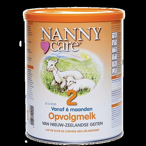 NANNYCARE® OPVOLGMELK 900 GRAM