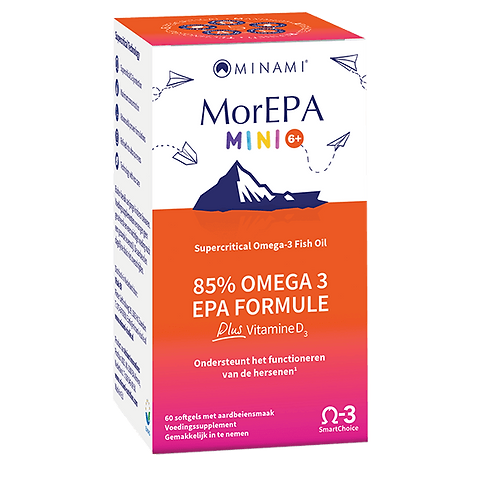 MOREPA MINI 60 SOFTGELS