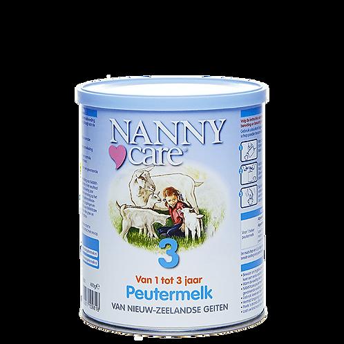 NANNYCARE® PEUTERMELK 400 GRAM