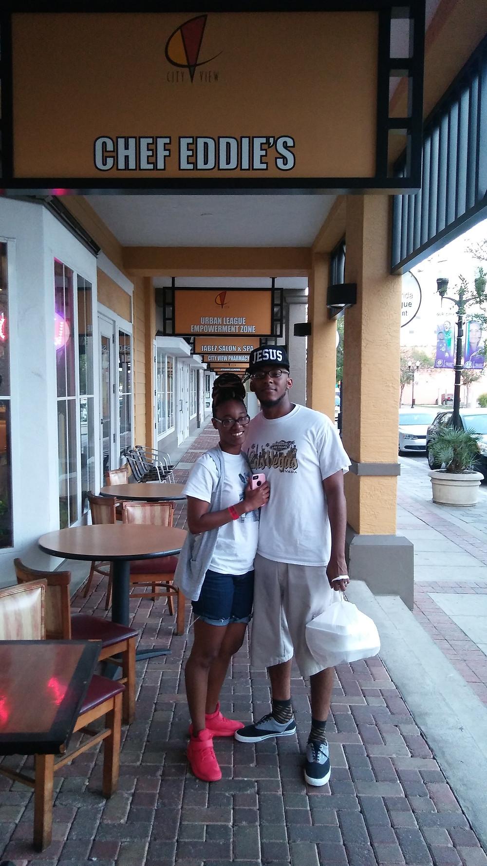 Demetre' and Iyana