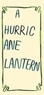 A hurricane lantern
