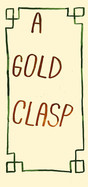 A gold clasp