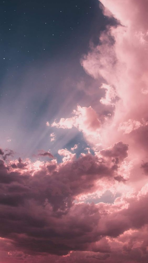35 Beautiful Cloud Aesthetic Wallpaper B