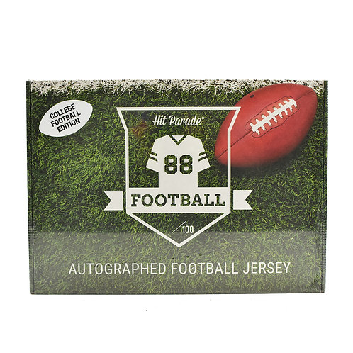 Autographed College Football Jersey