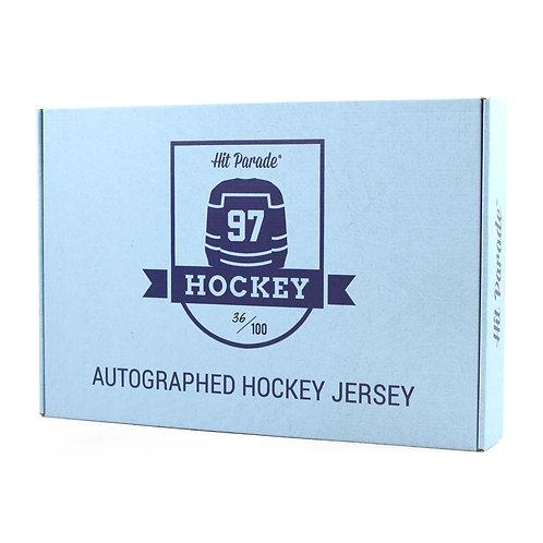 Autographed Hockey Jersey
