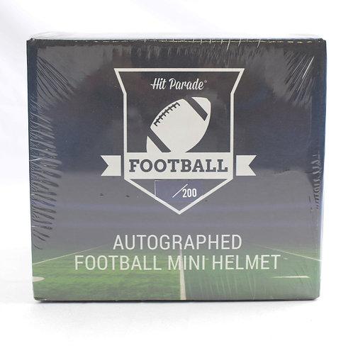 Autographed Mini Helmet