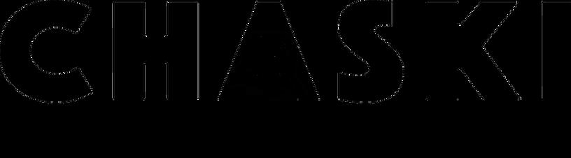 chaski Challenge inverted black on white