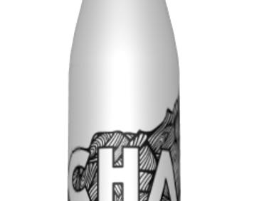 Chaski Metal Water Bottle