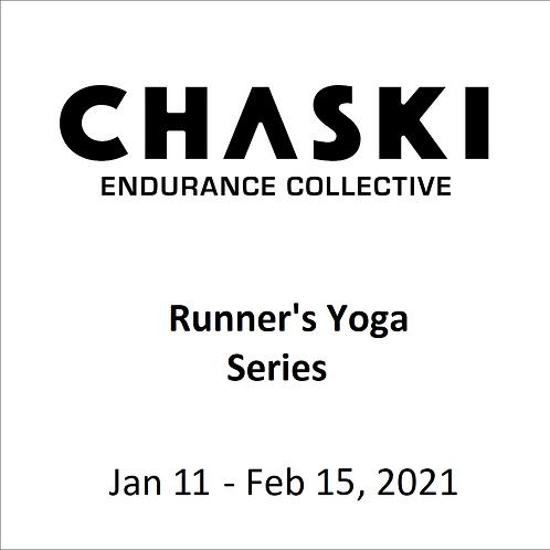 Chaski Intro to Runner's Yoga Series