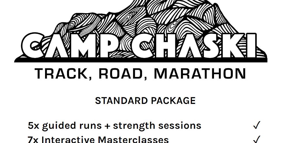 Camp Chaski Track/Road Standard Package