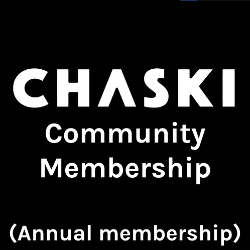 Chaski Community Membership - Yearly