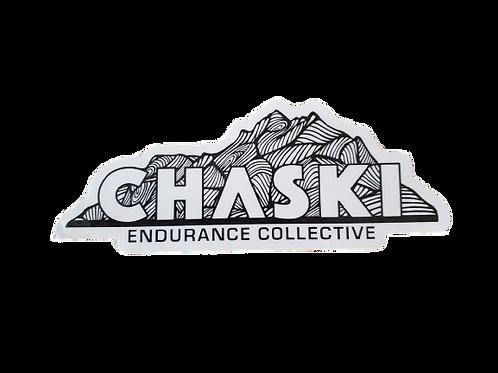 Chaski Sticker