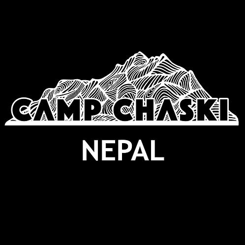 Camp Chaski: Nepal - Everest Base Camp - Deposit - March, 2022