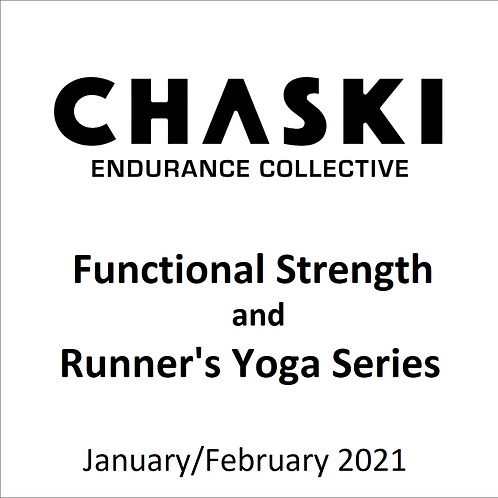 Chaski Strength and Yoga Series Package