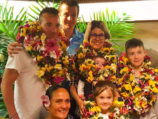 Voyage & Cyclisme | Thomas VOECKLER à Tahiti
