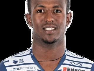 TROPICALE AMISSA BONGO | L'Erythréen Biniam Girmay lauréat du Trophée du Cycliste africain 2020