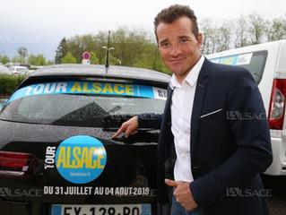 Tour Alsace | Thomas Voeckler invité d'honneur à la soirée des maires