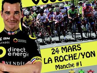 Cyclisme | Le programme du 7ème Challenge Thomas Voeckler