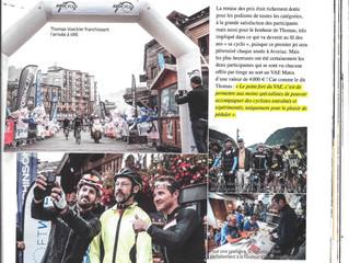 La Cyclo Thomas VOECKLER | Une 1ère édition réussie