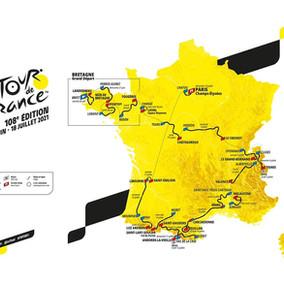 TOUR DE FRANCE 2021 | RÉVÉLATION DU PARCOURS OFFICIEL