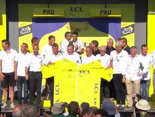 Tour de France | Pau fête les 100 ans du Maillot Jaune