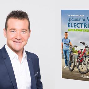 Exclusivité | Thomas Voeckler publie un livre sur le vélo électrique