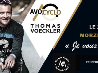 Cyclo Thomas Voeckler | Le compte à rebours est lancé