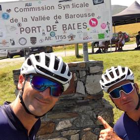 TDF   Thomas Voeckler en reconnaissance des étapes du Tour de France