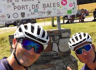 TDF | Thomas Voeckler en reconnaissance des étapes du Tour de France