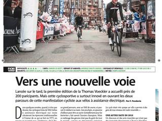 La Cyclo Thomas VOECKLER | Vers une nouvelle voie