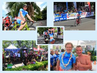 Ronde Tahitienne | POULHIES vainqueur, VOECKLER 25ème !