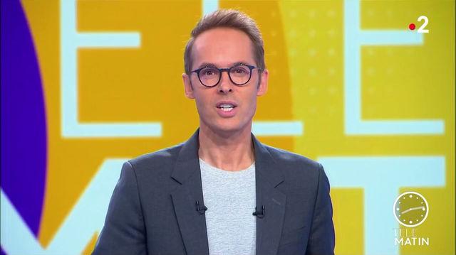 Tour de France 2021 | Thomas Voeckler invité de Télématin