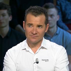 Interview | Thomas Voeckler était invité dans l'émission Stade 2